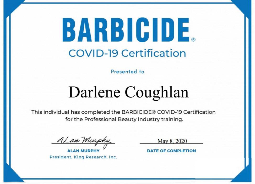 Barbicde Cert Darleen